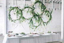 Modern Elegance Wedding Inspiration / Ideas for a Modern elegant urban wedding