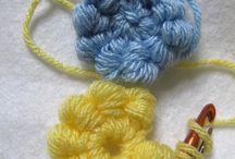 Crochet Flower Power / by Lizette Zamora