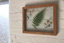 • Floating Leaves • / Insta: @framedflorals framedflorals.com  Preserved Wedding Flowers. NYC // Brooklyn // Mahattan // Catskills // Long Island // New York // Wedding flower inspiration. Floral Preservation.