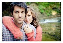 Photography inspiration - Engagement and wedding