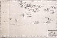 Antique Maps - Australia / Antique Maps - Australia