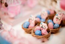 Cute party ,cookie and cake ideals / by Amanda Finkenbine