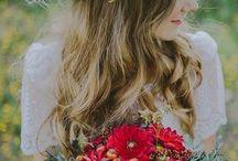 i wanna wear flowers in my hair / by Hannah