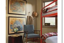 the bunk room  / by cecy j interiors