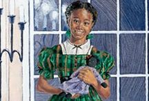 Library American Girl