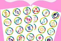 Mi little pony party