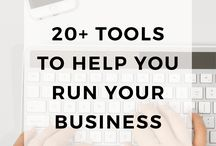 Business Tools / Resources, tips, tools and helpful posts to help you run your business!