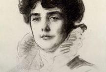 Lady Randolph Spencer Churchill