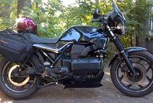 Kuniu design / Motocykle