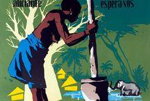 Vintage αφίσες
