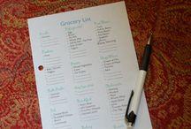 Organisering i hjemmet