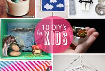 Make the Kids Stop Crying / Crafts and activities to occupy the kids during the day. / by Stephen Haas