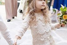 Flower girl dress inspo