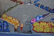 Graffiti Conteiner