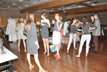 fashion clogs / pokaz mody Annz-shop