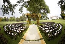 Wedding: Ceremony WOW / Wedding Venues for Ceremony or Receptions. / by Nancy Liu Chin