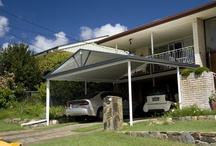 Carport Garage Ideas / by Homeshield Patios