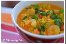 Slimming World Light Bites and Lunch Recipes | Slimming Eats / A collection of all my delicious Slimming World Lunch and Light Bite recipes which include syn value, calories, Weight Watchers smart points etc