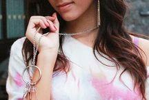 Cristina's looks