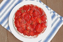 Strawberries / by Kelly Kinkaid