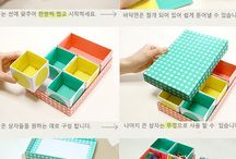 korean stationery