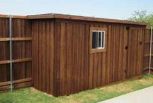Storage Sheds / Wooden Storage Sheds in Dallas TX