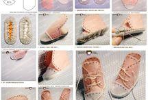 Zapatos de muñeca