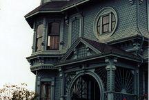 Viktoriánus házak