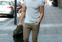 Pantalones marrones