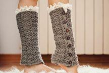 ponozky a cizmy