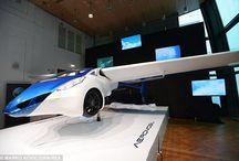 flying car...