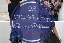 sewing size plus