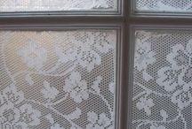Lace windows