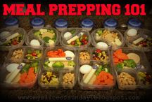 Meal prep / by Kelly Gustafson