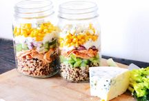 Lunch ideas / by Michelle Johnson