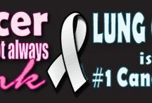 "Cancer Isn't Always ""Pink"" / by Arlina Lagemann"