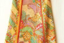 Dresses batik