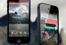 Mobile design / Beautyful designed UX/UI.