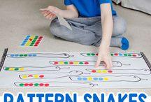 pattern snakes
