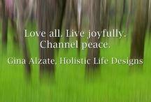 Soul Journeys & Insights / Soul Coaching ~ Intuitive Development ~ Mediumship ~ Holistic Life Designs™ www.holisticlifedesigns.net