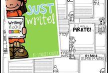 Writing / by Madison Stump