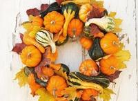 Seasons: Fall Wreaths / It's Fall Y'all!