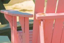 Pink. / pink