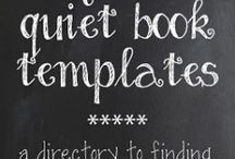 Quiet books / by Jamie
