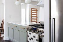 kitchen two tone