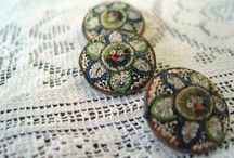 Buttons - Micro Mosaic