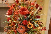 Flower arrangments