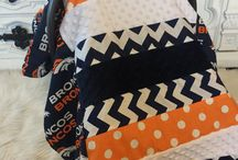 broncos car seat canopy