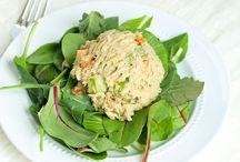 Salade van avocado