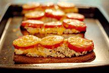 Food - Sandwich / by Joanna Gras